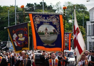 Orangemen_parade_in_Bangor,_12_July_2010_-_geograph_-_1964645